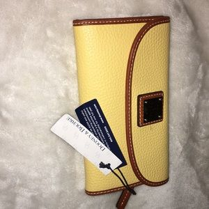 Donne & Burke wallet